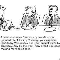 Making your CRM work